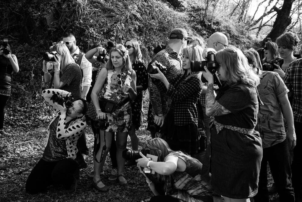 Festival Wedding, Snap Wedding Photography Festival 2016