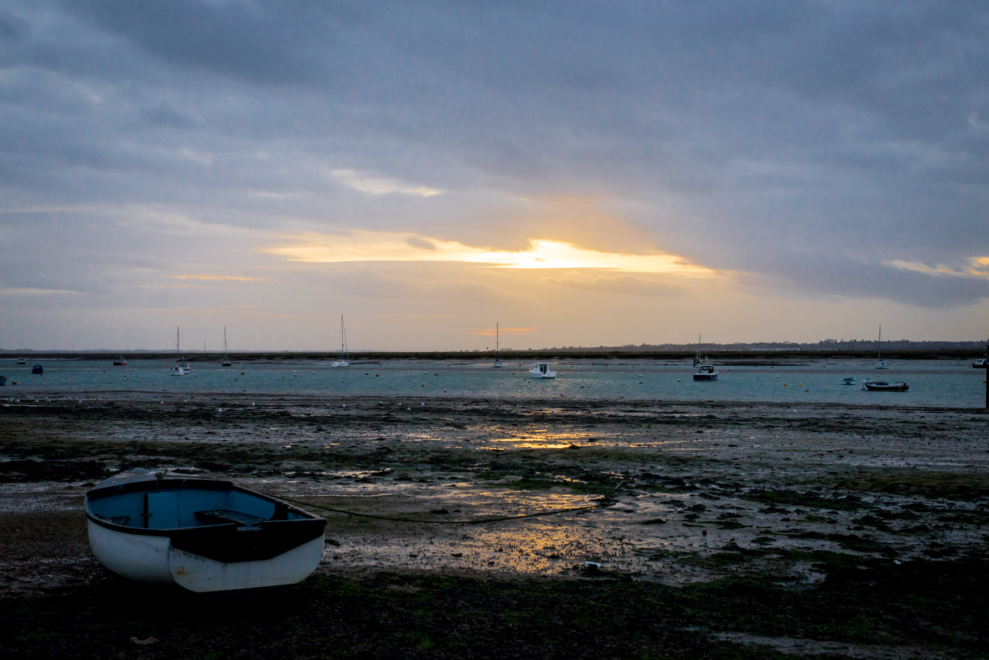 mersea island, Christmas in Mersea Island