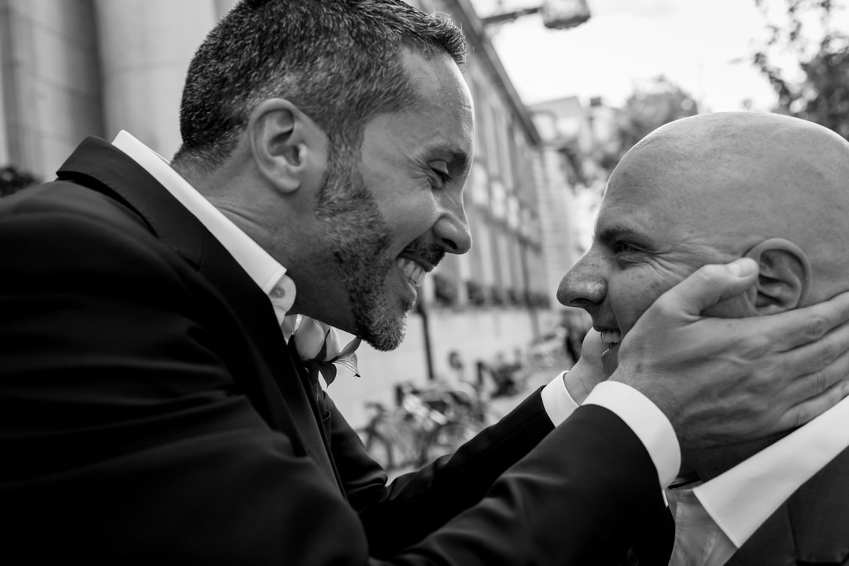 same sex wedding photographer, Carine Bea – London Wedding Photographer – Mark and Ryad: a love in Chelsea