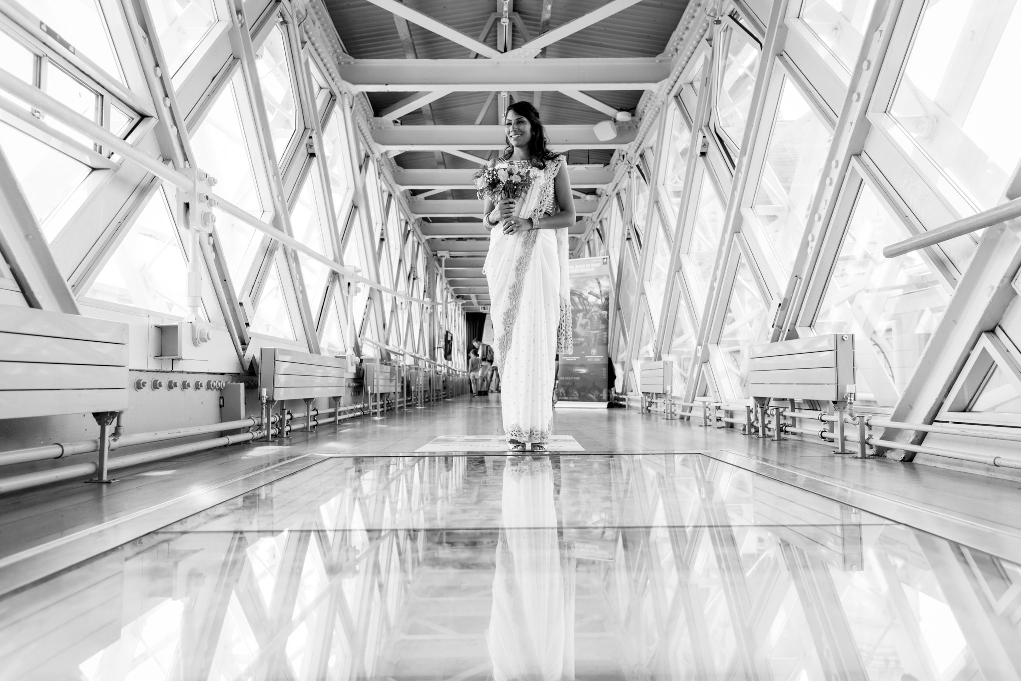 Tower Bridge wedding, Carine Bea – London Wedding Photographer – Dilly and Lukas – a British dream