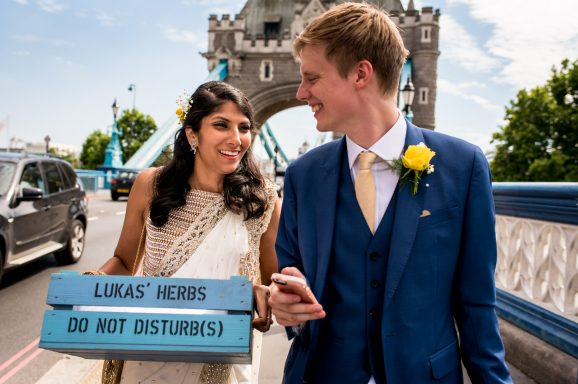 Tower London Wedding Photographer