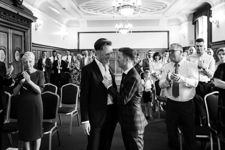 Same sex wedding, Same sex wedding -Graham & Ronnie