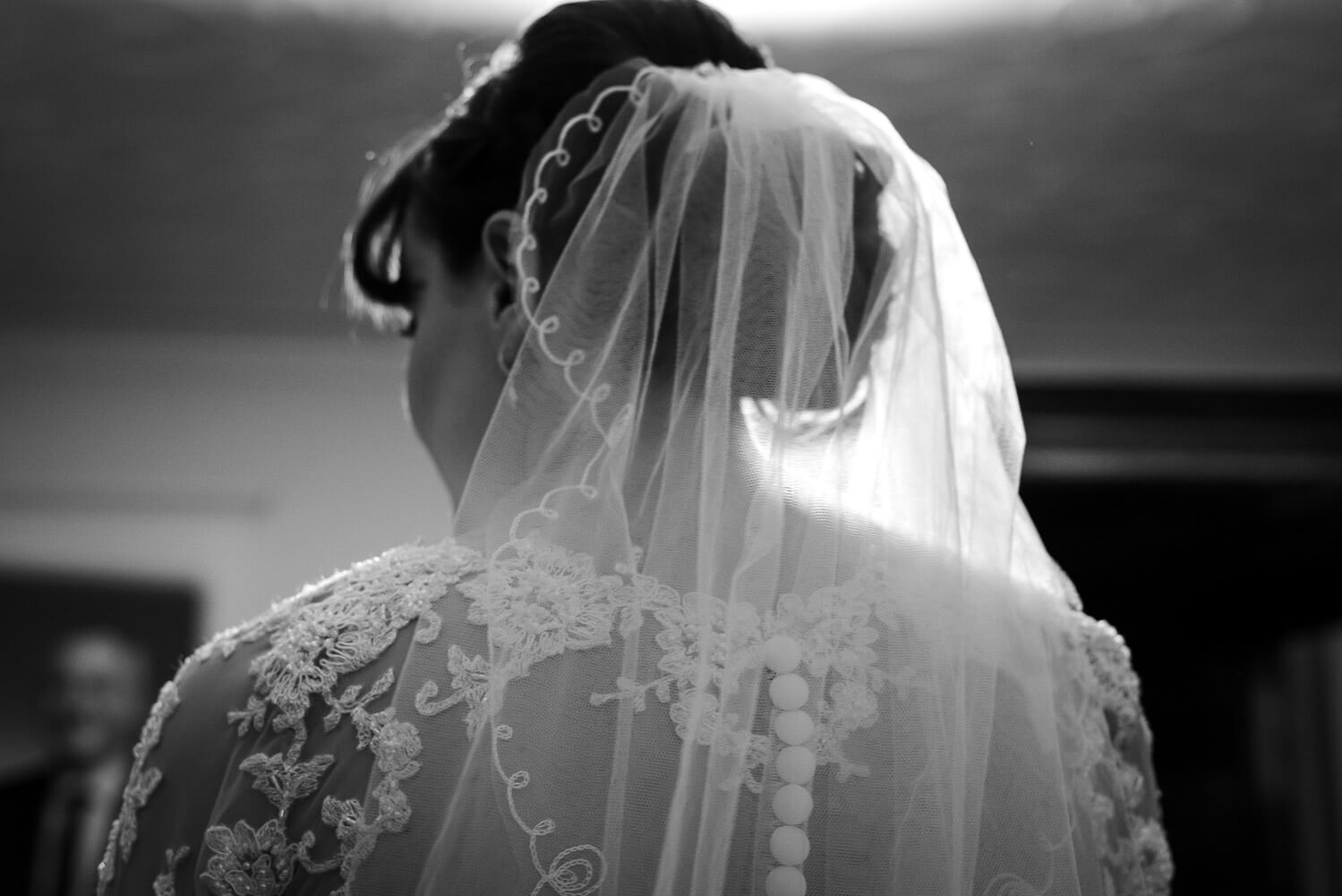 bride getting ready, Carine Bea Photography