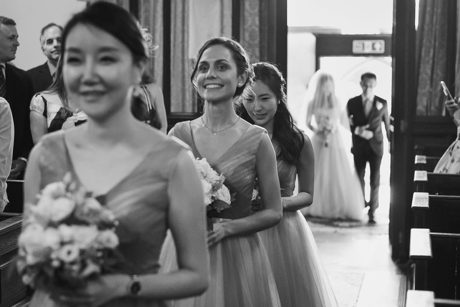 Church wedding, Carine Bea Photography
