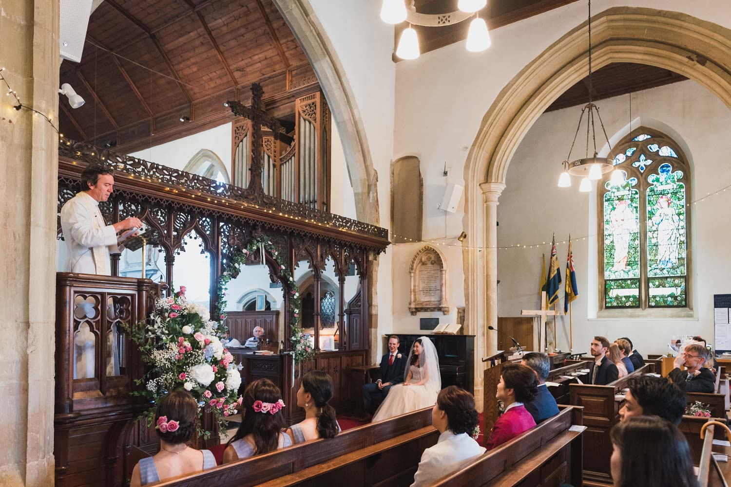 Saint Mary's Oxted Church, Carine Bea Photography