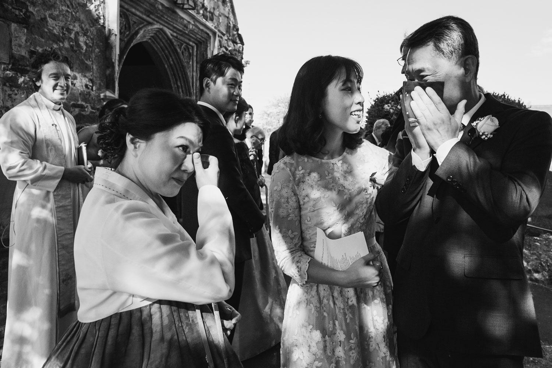 emotions wedding