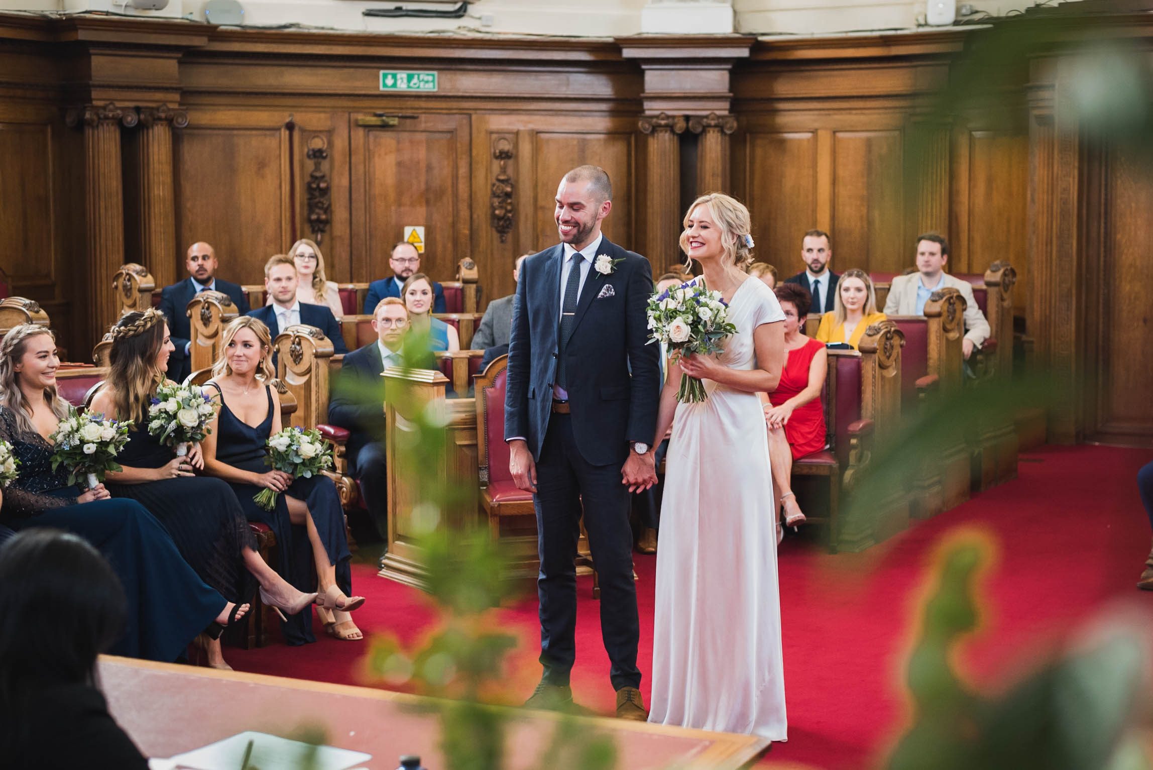 carine bea photography, islington hall wedding