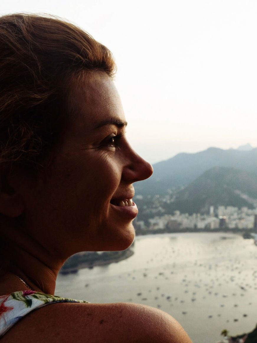 Portrait in Rio de Janeiro