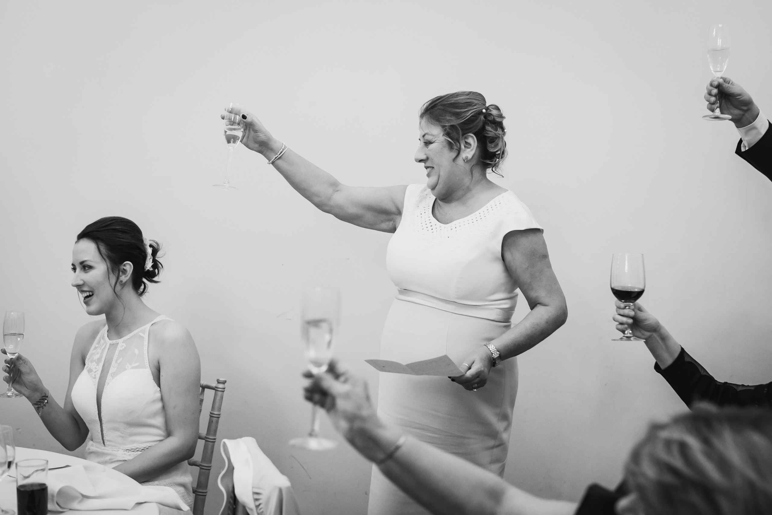 carine bea photography, toast wedding Carlton House Terrace London
