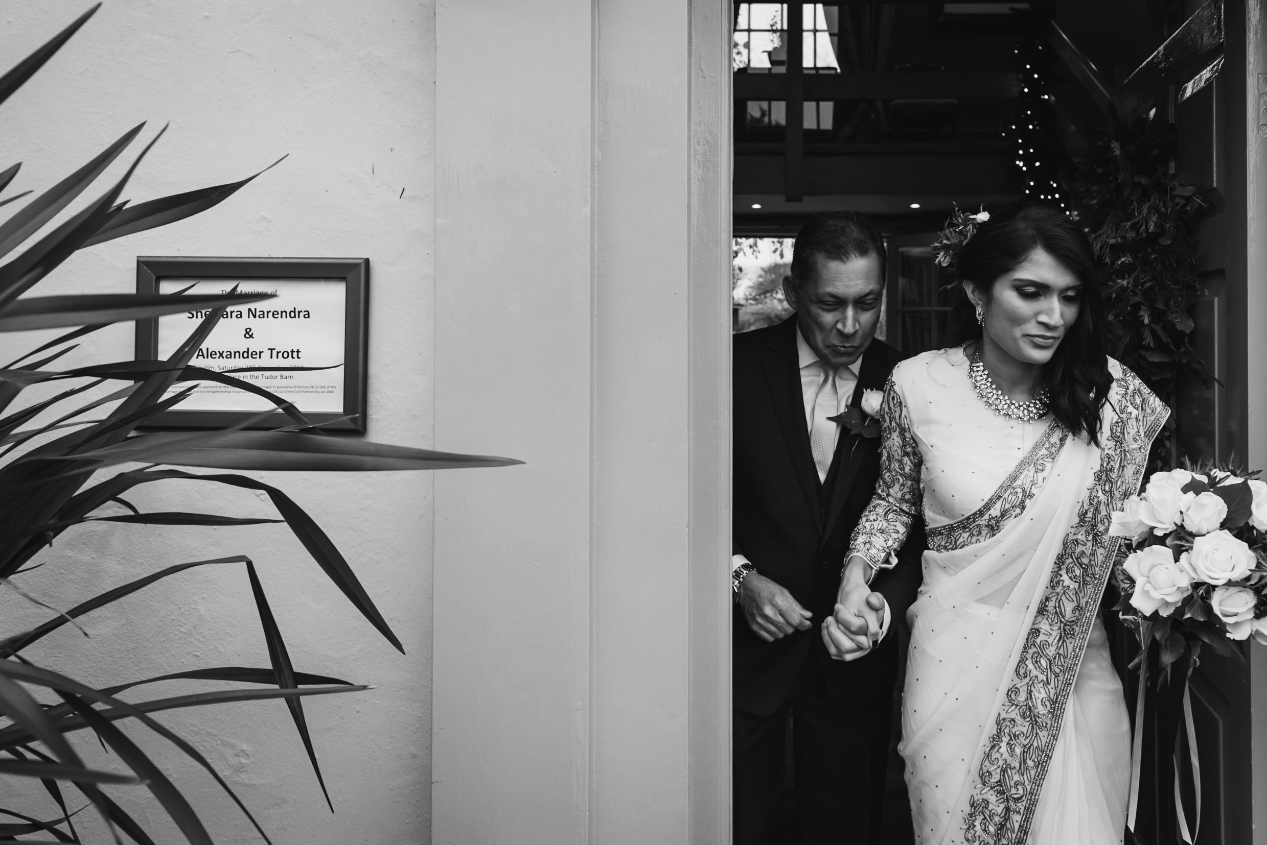 Carine Bea photography, Multicultural wedding, father of the bride