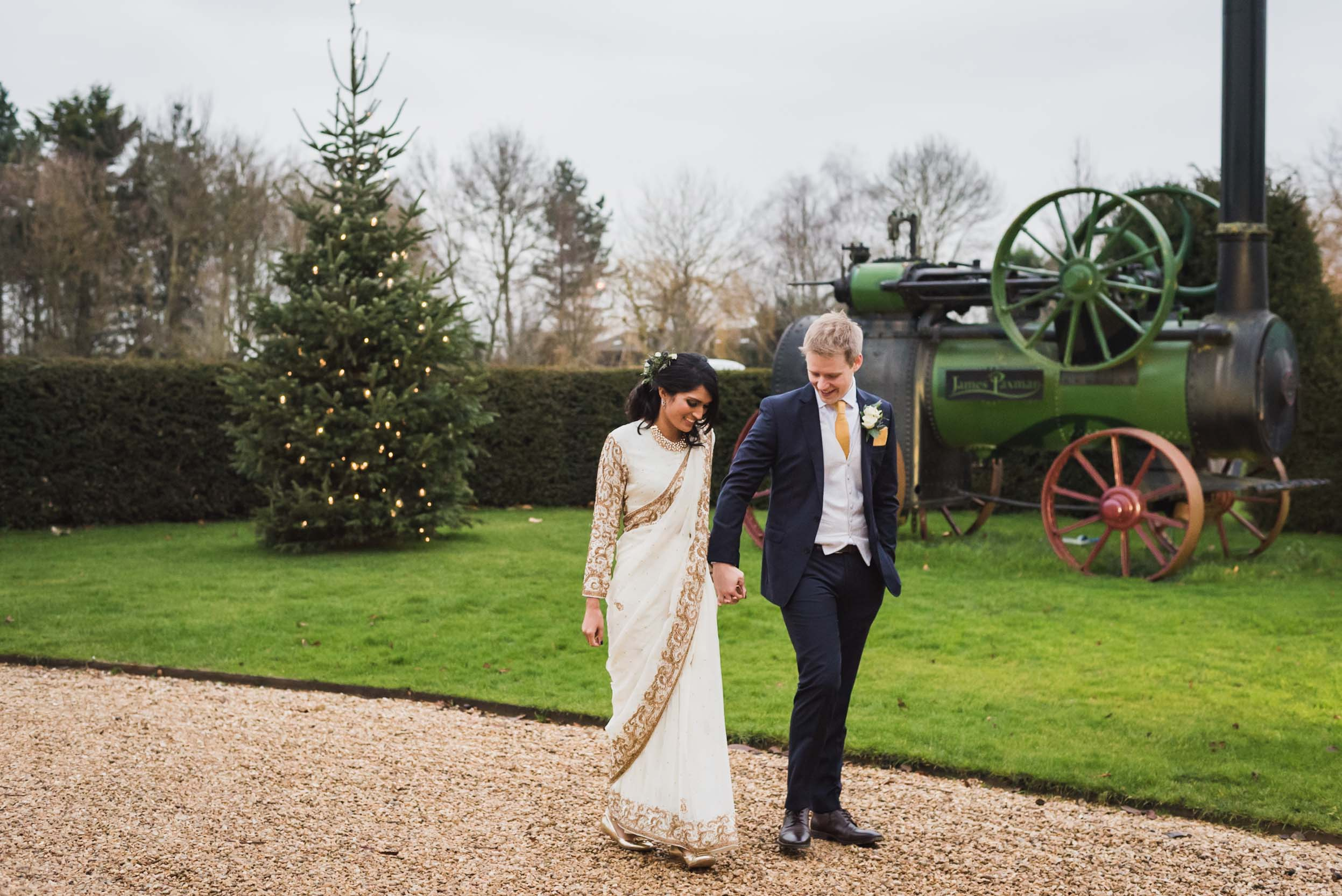 Carine Bea photography, Multicultural wedding, couple portraits
